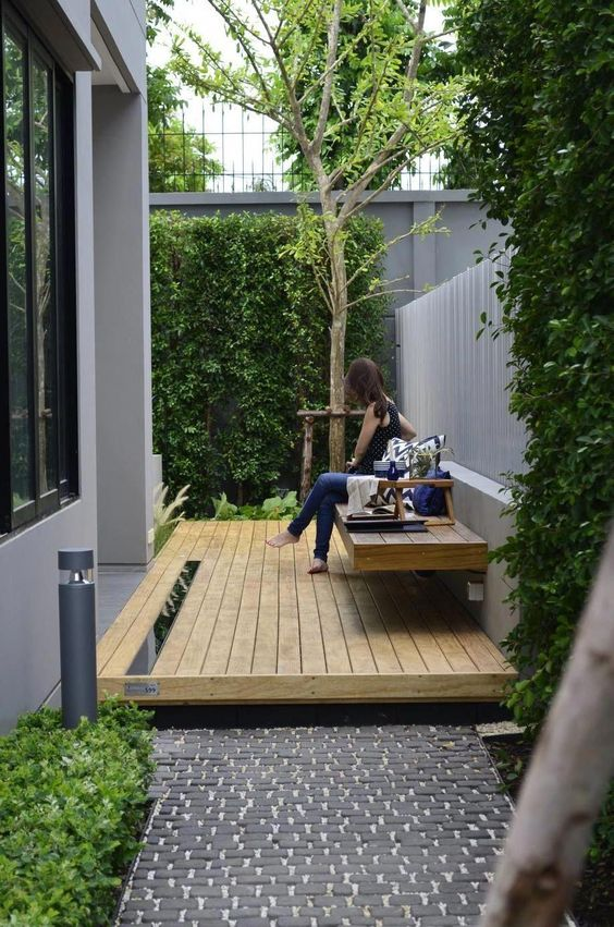 modern backyard ideas 9