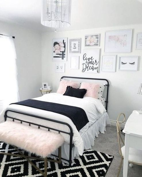 Modern Girls Bedroom: 25+ Adorable Inspirations To Try ...