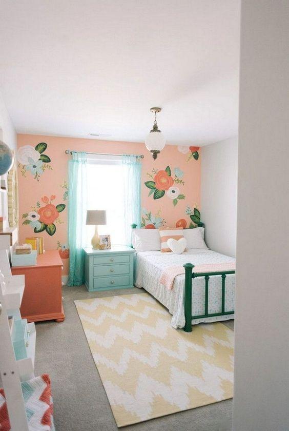modern girls bedroom 21