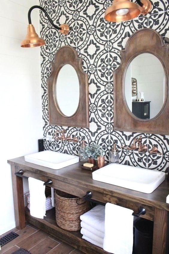 moroccan bathroom decor 2