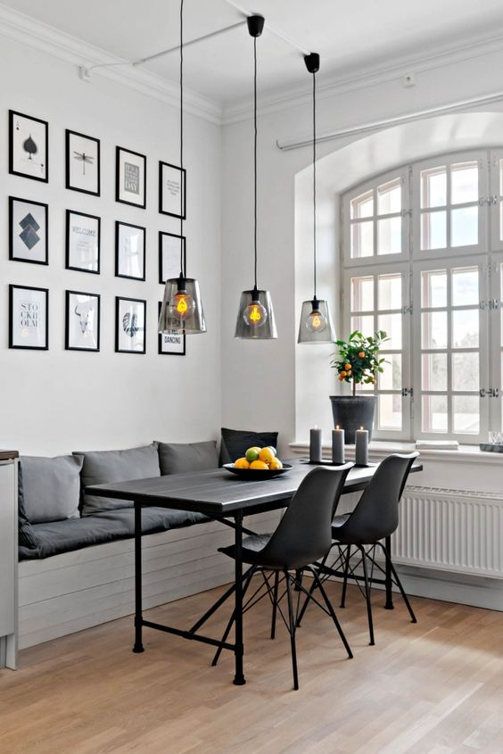 small dining decor 23