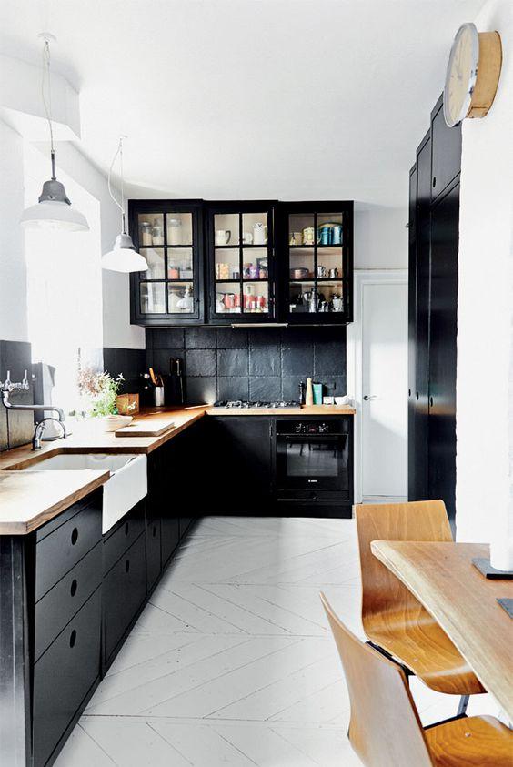 Kitchen Decor Apartment Ideas 11