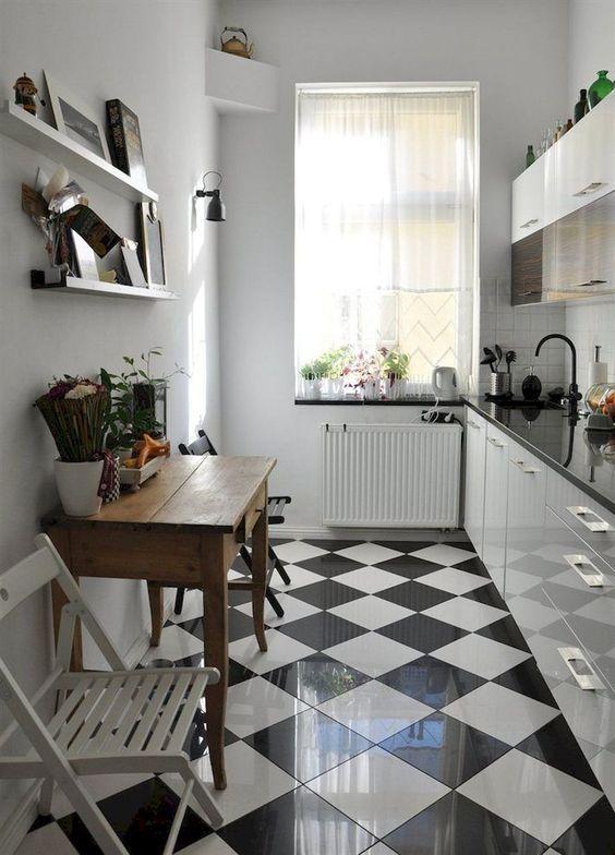 Kitchen Decor Apartment Ideas 14