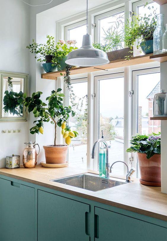 Kitchen Decor Apartment Ideas 4