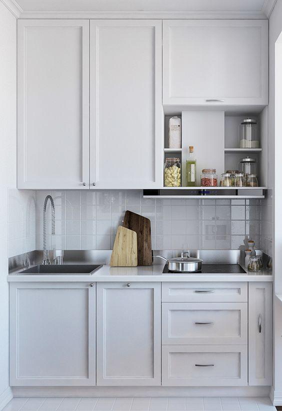 Kitchen Decor Apartment Ideas 6