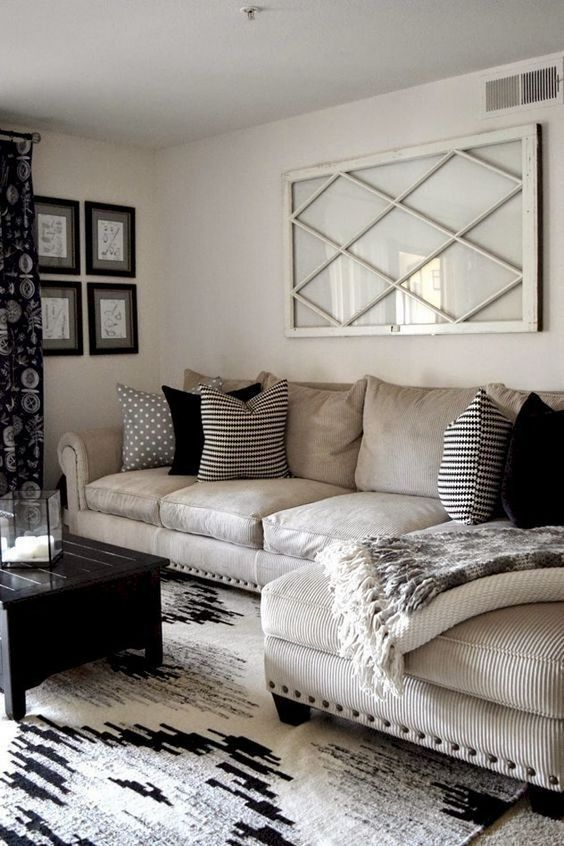 Living Room Decor on a Budget 13