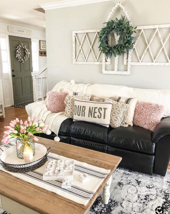 Living Room Decor on a Budget 16