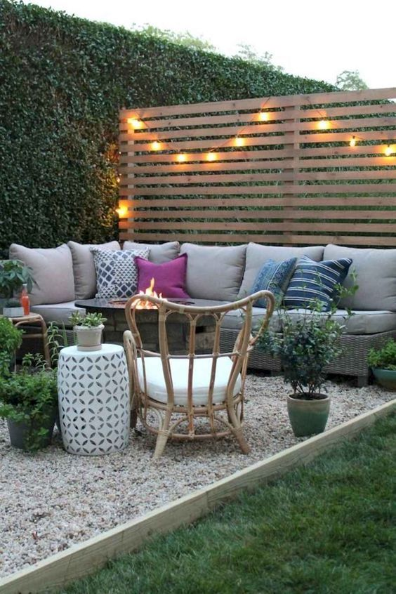 backyard lighting ideas 21