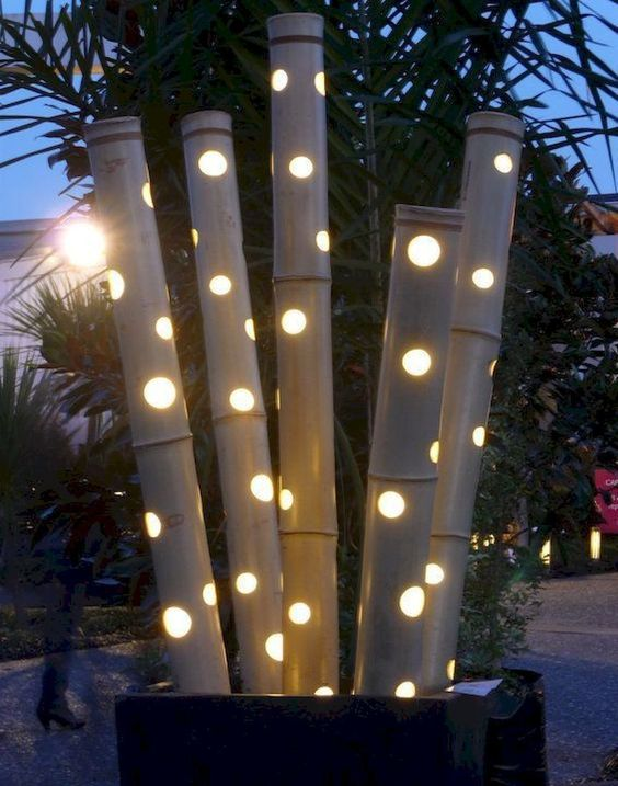 backyard lighting ideas 5