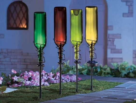backyard lighting ideas 6