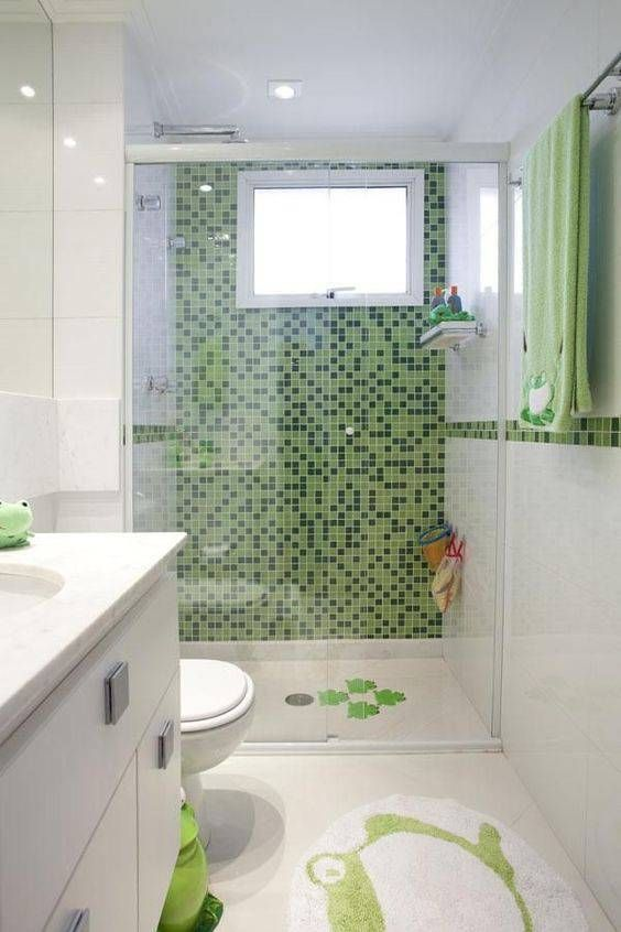 green bathroom ideas 20