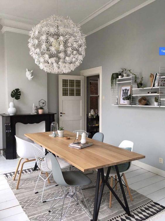 rustic dining room 10