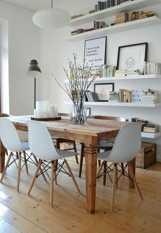 rustic dining room 8