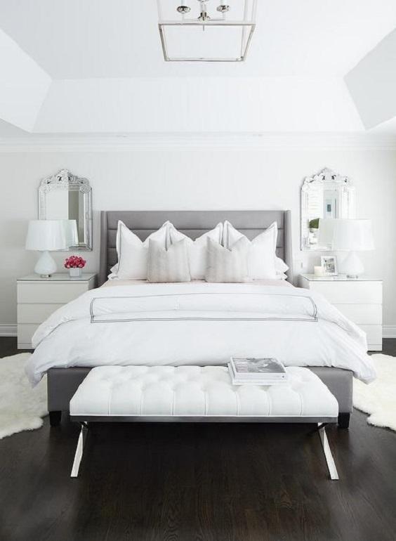 white bedroom ideas 11
