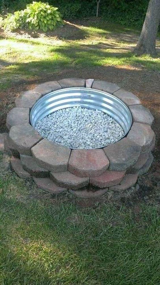 backyard firepit ideas 4