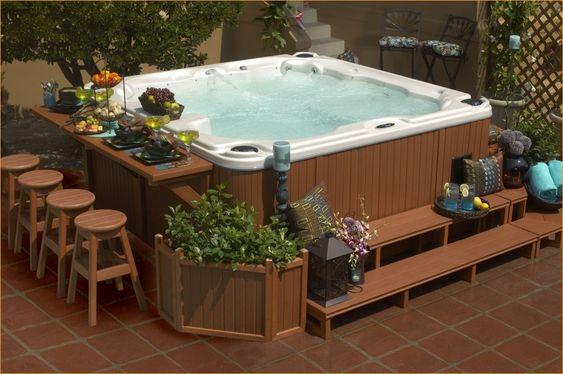 backyard hot tub 20