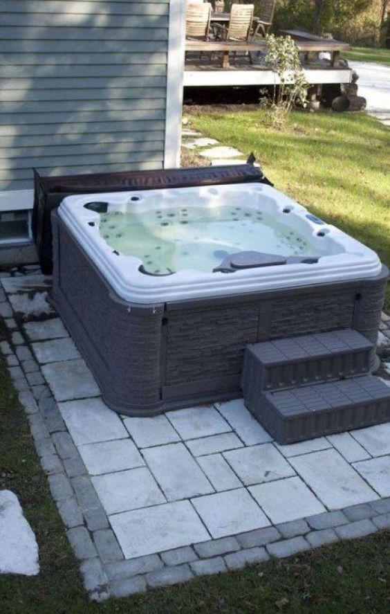 backyard hot tub 5