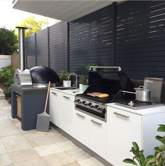 backyard kitchen ideas 11