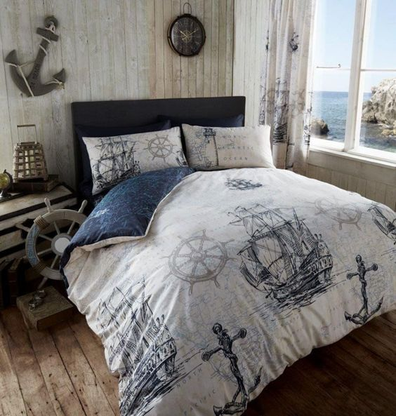 beach bedroom ideas 13