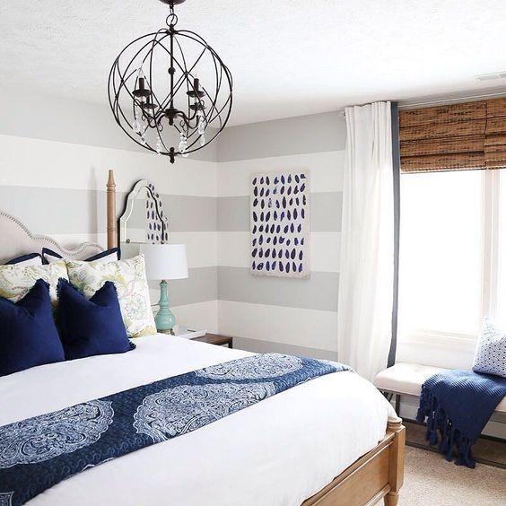 Beach Bedroom Ideas: Catchy Stylish Decor