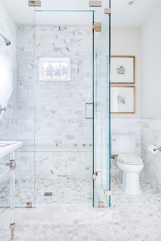 best white bathroom ideas 19