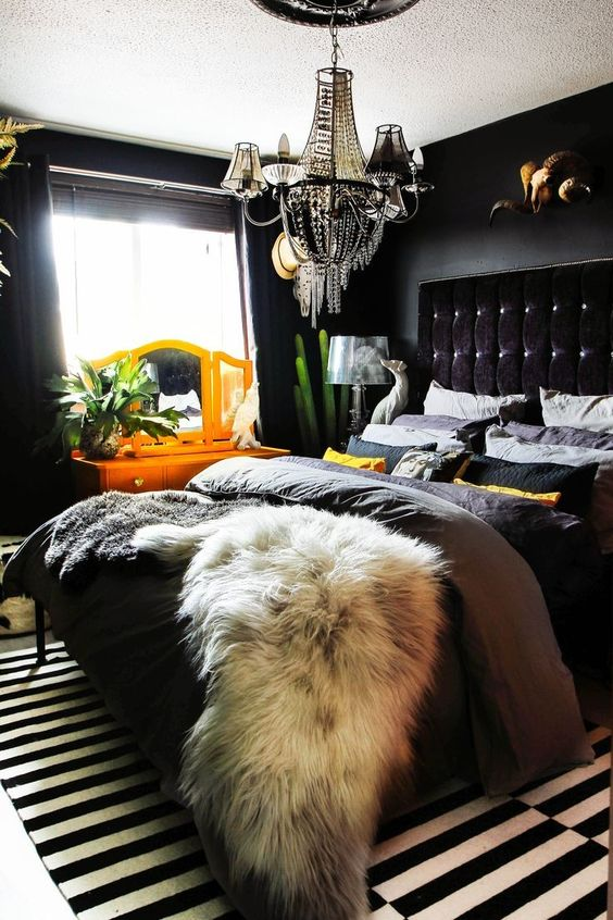 dark bedroom ideas 1