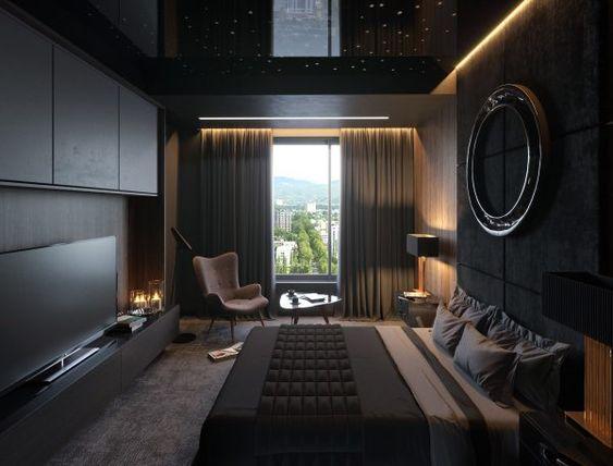dark bedroom ideas 19