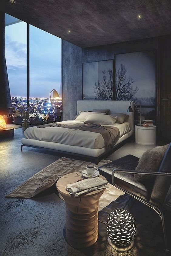 dark bedroom ideas 23