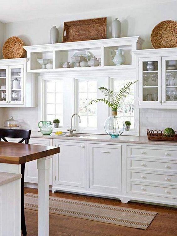 farmhouse kitchen ideas 25