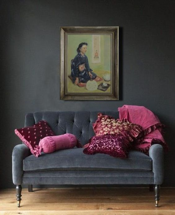french country living room 13
