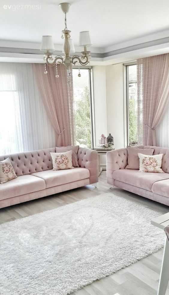 french country living room 8