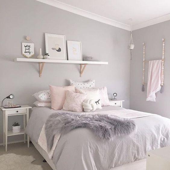 gray bedroom ideas 14