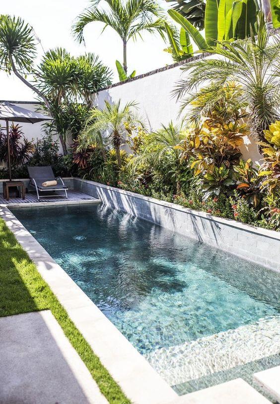 Small Swimming Pool: Fresh Minimalist Pool