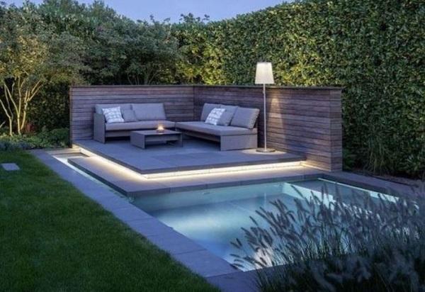 25 Simple Small Swimming Pool Ideas For Minimalist Home Recipegood