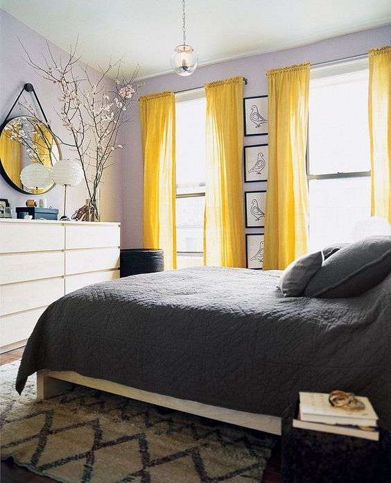 yellow bedroom ideas 4