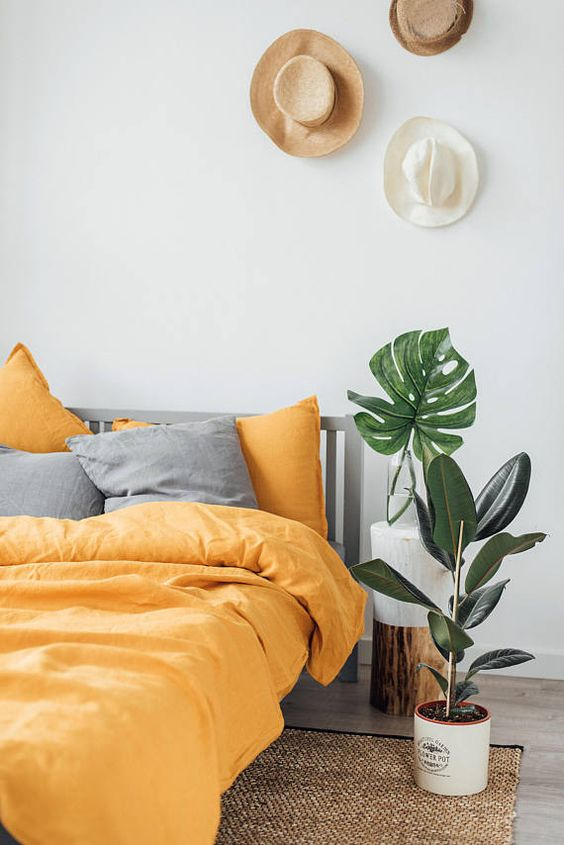 yellow bedroom ideas 5