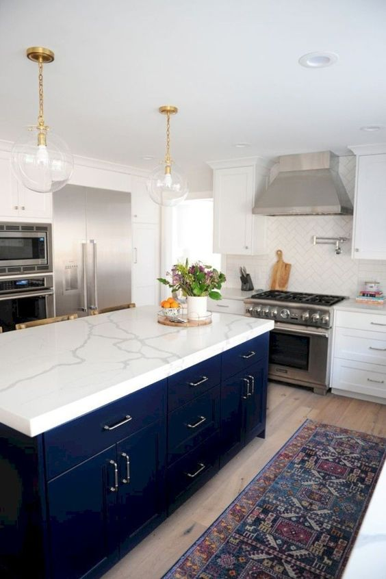 Kitchen with Islands Ideas 12