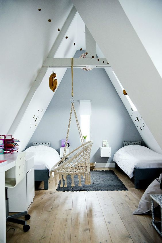 attic bedroom ideas 23