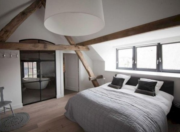 attic bedroom ideas feature