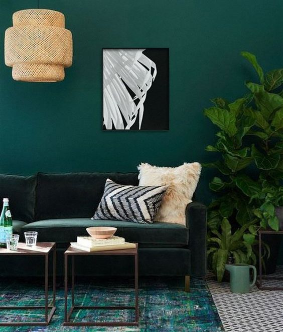 green living room 20