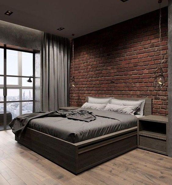 industrial bedroom ideas 15