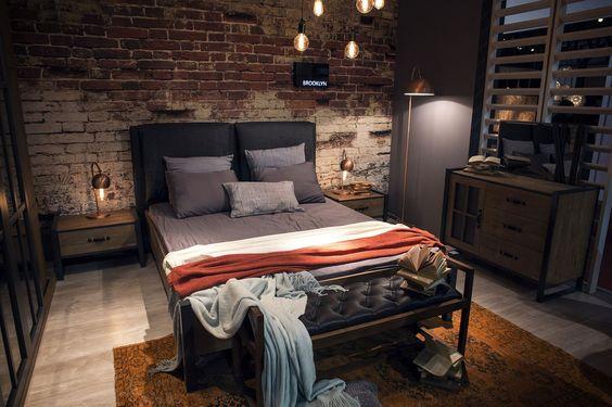 industrial bedroom ideas 18