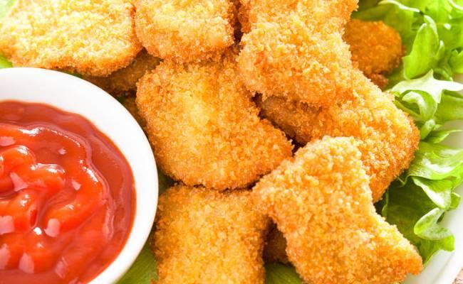 Chicken Nuggets Recipe Recipeland