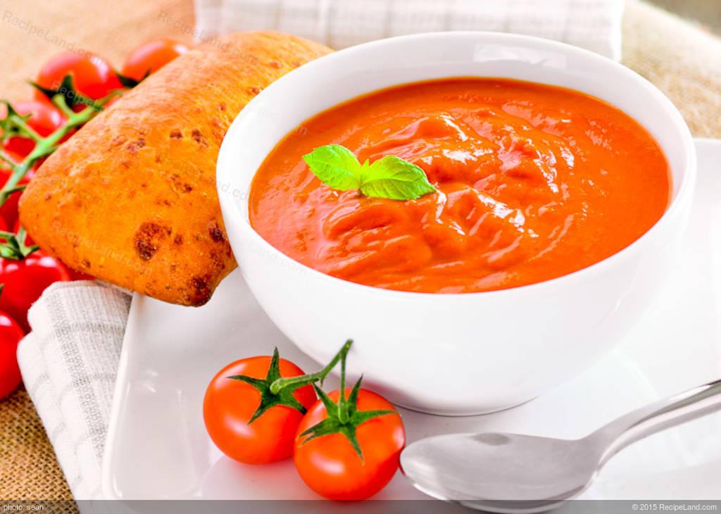 Pappa Al Pomodoro Thick Tomato And Bread Soup Recipe