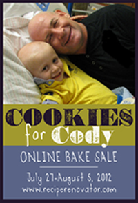 Cookies for Cody online bake sale