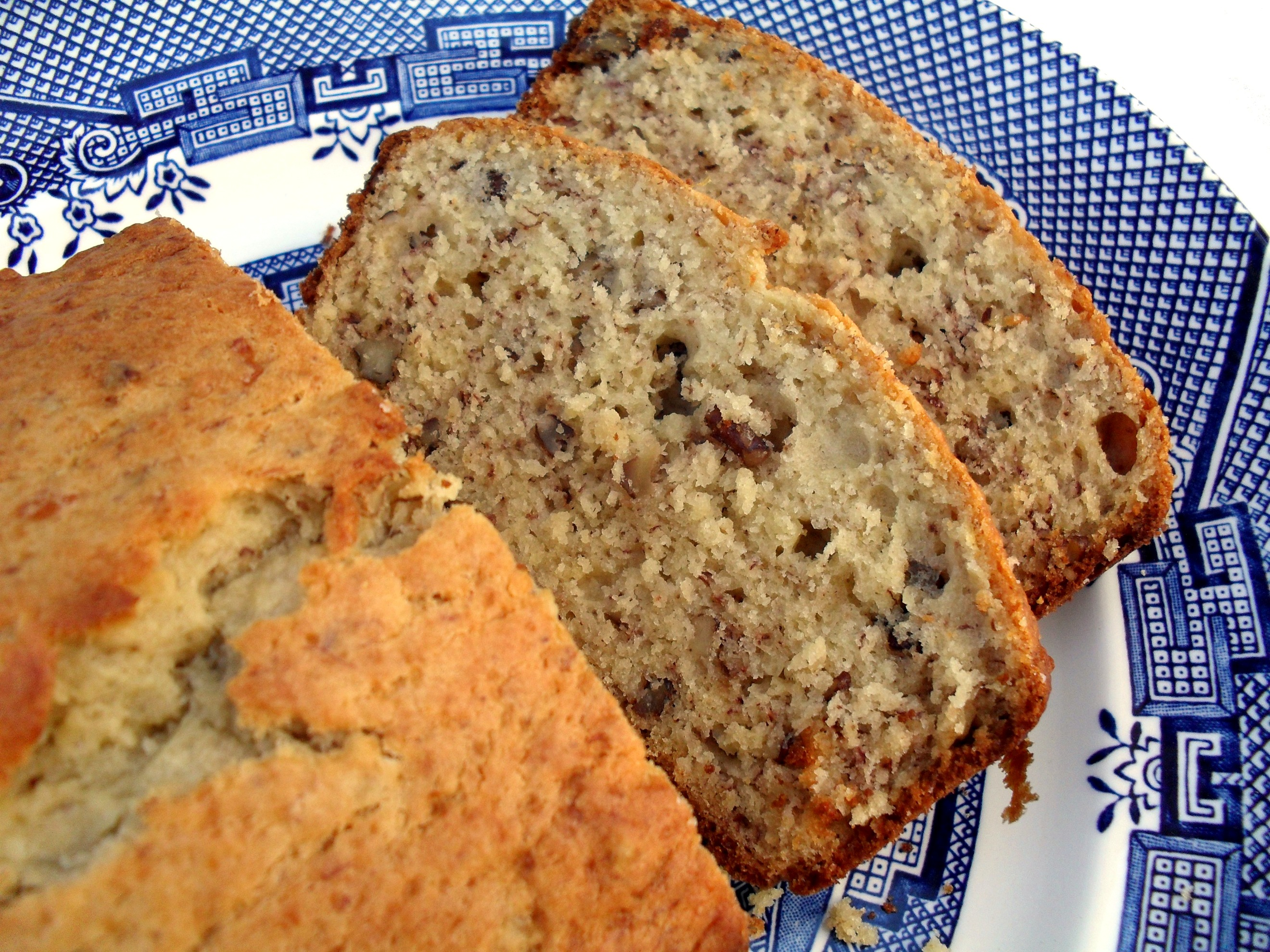 sugar free banana bread two ways veronica s cornucopia