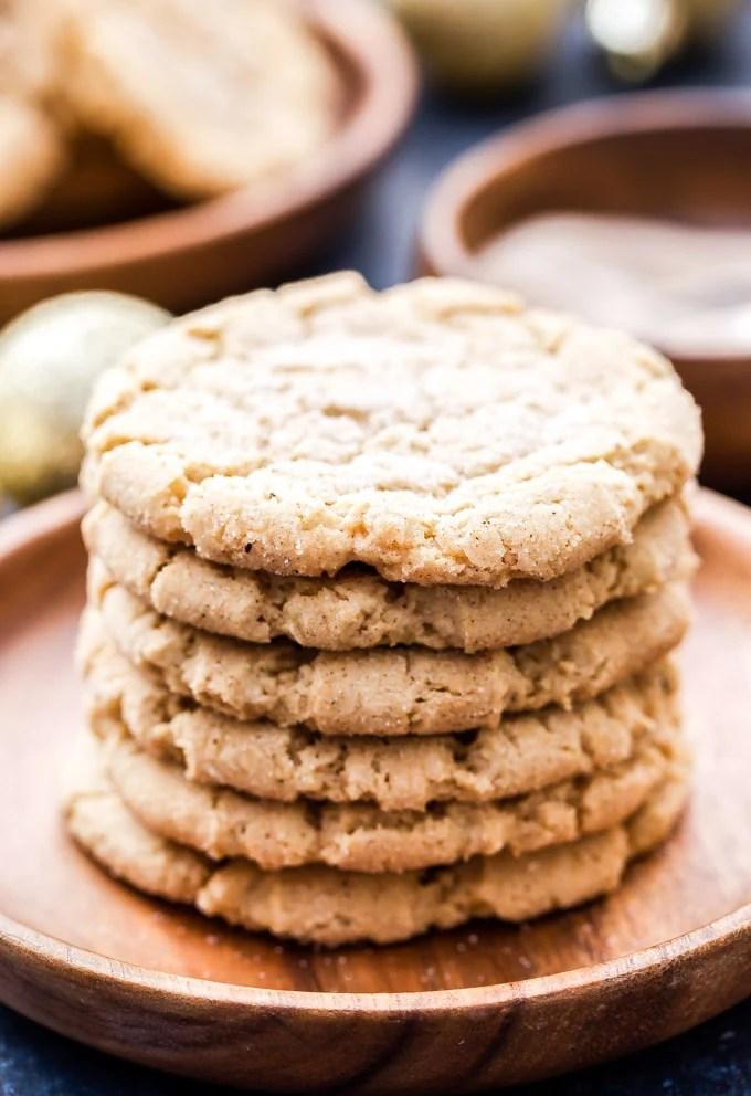 America\'s Test Kitchen Sugar Cookie : america\'s, kitchen, sugar, cookie, Chewy, Chai-Spice, Sugar, Cookies, Recipe, Runner