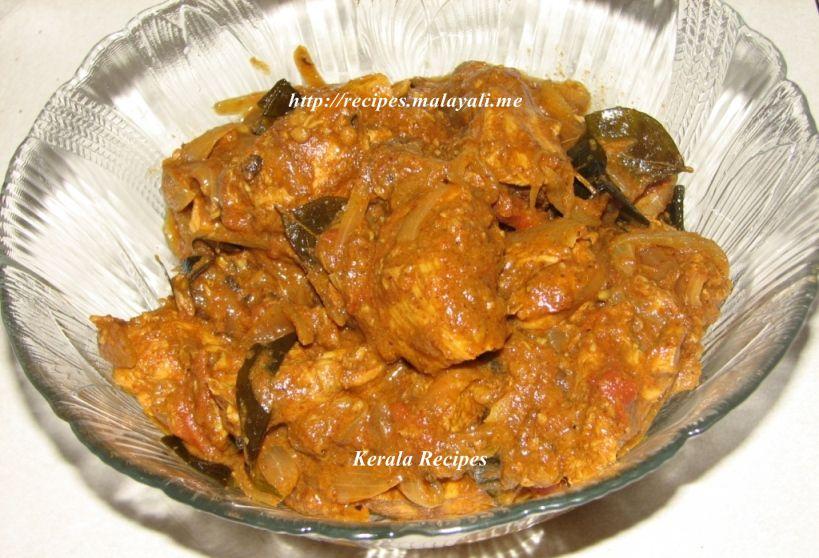 spicy kerala chicken masala laquo recipes