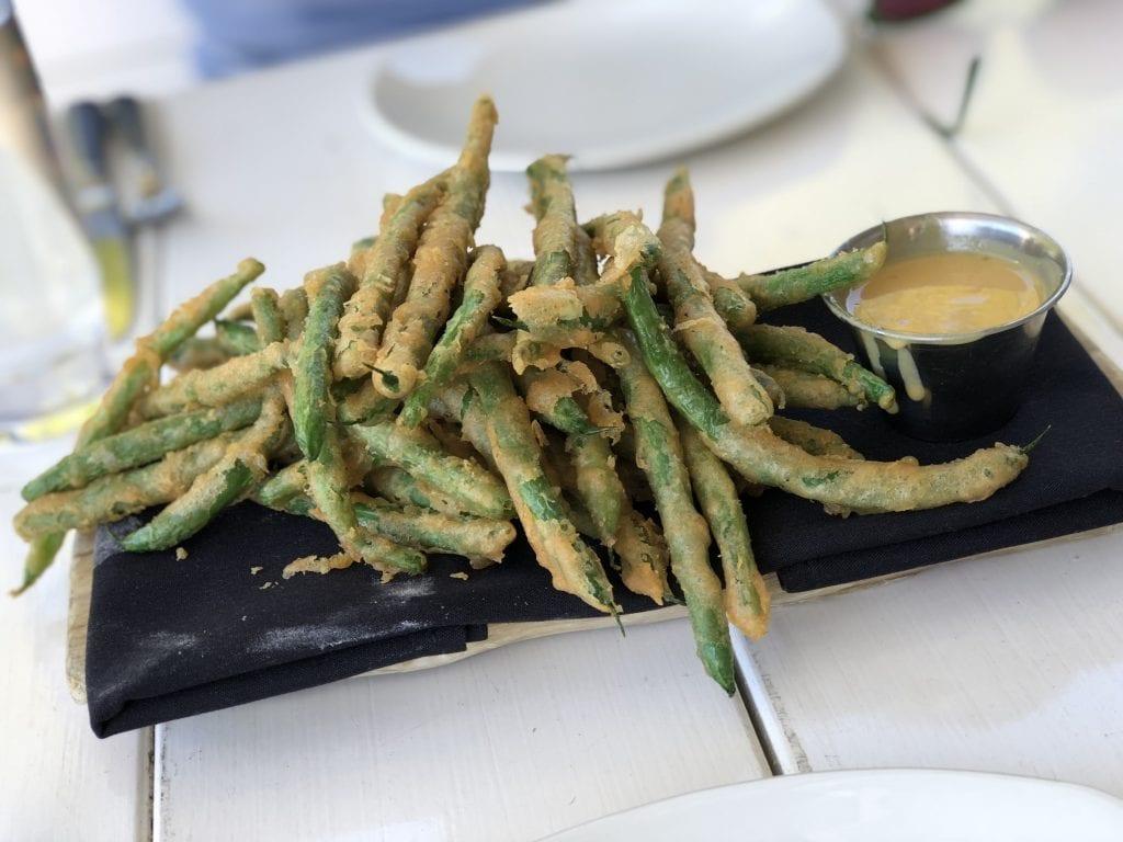 Copycat Ruby Tuesday S Tempura Green Beans Recipe