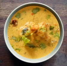 Yummy Prawns Curry